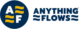 Industry leader in valves, actuators, control valves, instruments, measurement and skids AnythingFlows LLC USA Flow Control company Logo