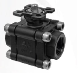 Sesto 3 PC WOG valve